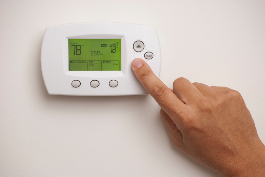 Thermostat Types  Programmable To Conventional